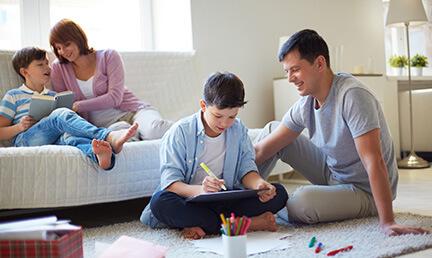 Família na Escola - A Importância da Família na Escola